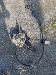 педаль ручника Nissan Presage
