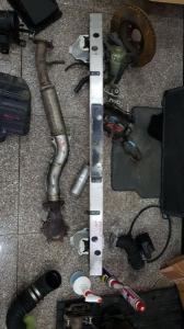 жесткость бампера Nissan Presage