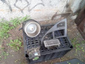мотор печки Hino Profia