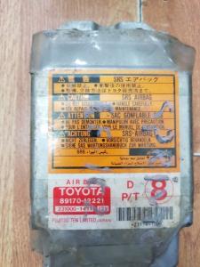 блок SRS Toyota Corolla