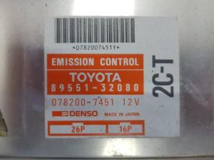 блок efi Toyota Camry