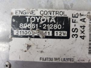 блок efi Toyota Caldina