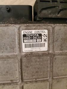 блок efi Toyota Noah