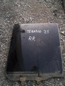 стекло двери Nissan Terrano