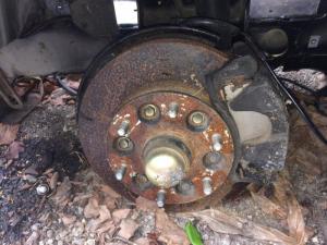 ступица Toyota Granvia