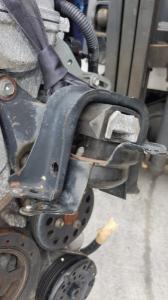 подушка двигателя Toyota Probox