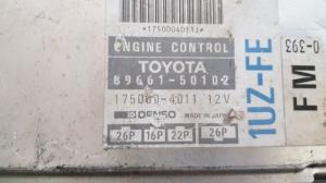 блок управления efi Toyota Celsior