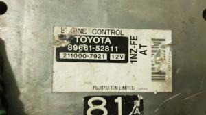 блок efi Toyota bB