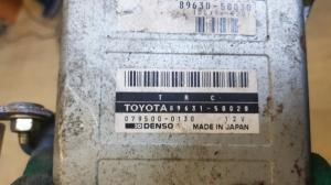 Блок управления trc Toyota Celsior
