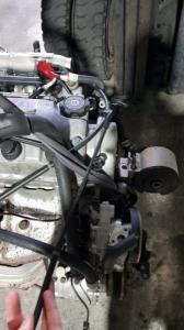 тросик газа Honda Domani