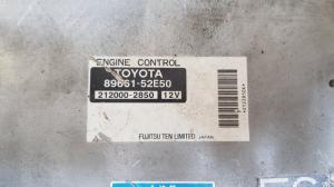 блок efi Toyota Sienta