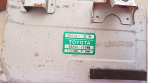 электронный блок Toyota Cresta