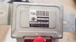 блок управления акпп Nissan Presea