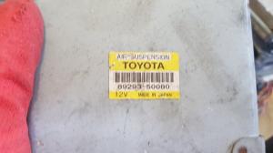 Блок управления пневмоподвеской Toyota Celsior