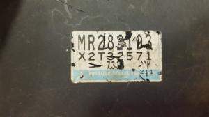 блок abs Mitsubishi Lancer