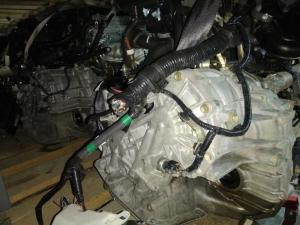 АКПП Toyota Vitz