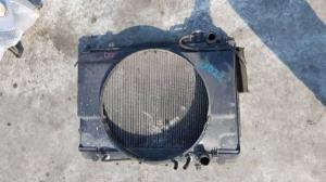 радиатор Nissan Datsun