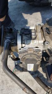 дроссельная заслонка Honda Elysion