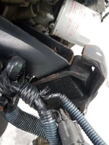 подушка двигателя Nissan Datsun