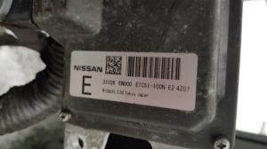 блок управления акпп Nissan Lafesta