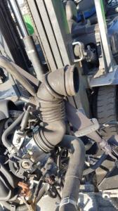 Патрубок воздухозаборника Toyota Allion