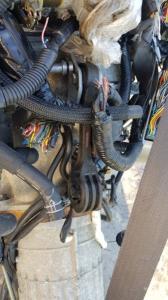 подушка двигателя Subaru Legacy