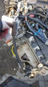 шланг кондиционера Honda Civic
