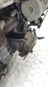 подушка двигателя Toyota Hiace Regius