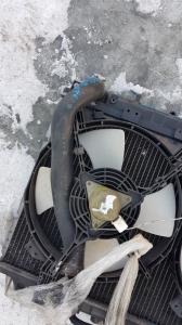 патрубок радиатора Nissan Largo