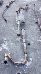 глушитель Isuzu Bighorn