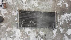 радиатор кондиционера Nissan Primera