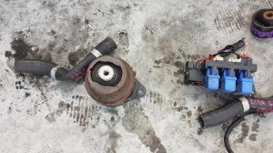 подушка двигателя Honda Freed
