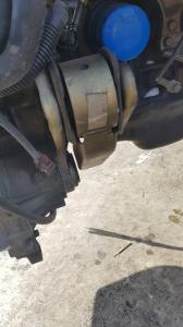подушка двигателя Mitsubishi Toppo BJ
