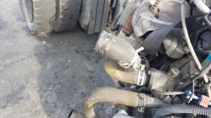 патрубок радиатора Peugeot 206