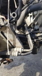 шланг гидроусилителя Peugeot 206