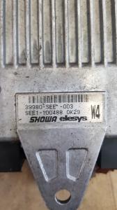 Блок управления рулевой рейкой