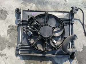радиатор основной Nissan Lafesta