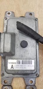 блок переключения кпп Nissan Serena