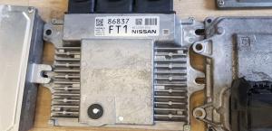 блок efi Nissan Note