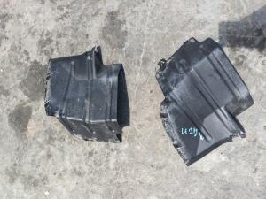 защита двигателя Mitsubishi  Pajero iO