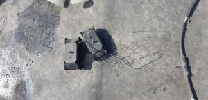 подушка двигателя Mitsubishi  Pajero