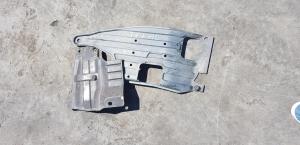 защита двигателя Honda N-WGN