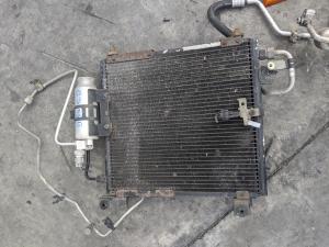 радиатор кондиционера Daihatsu Pyzar