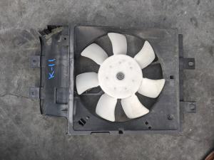 вентилятор радиатора Nissan March