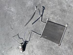 радиатор кондиционера Honda Life Dunk