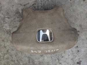 Airbag водительский Honda Civic