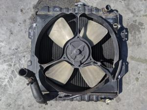 радиатор Suzuki Jimny