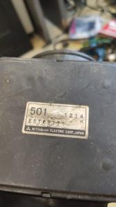 датчик расхода воздуха Mitsubishi Chariot Grandis