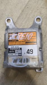 блок SRS Toyota Wish