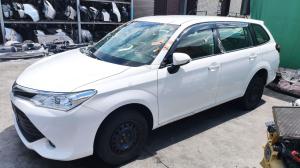 блок климат-контроля Toyota Corolla Fielder